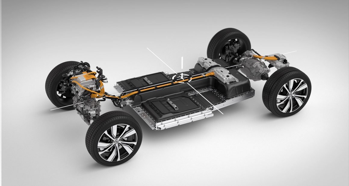 Volvo XC40 Recharge Battery Package