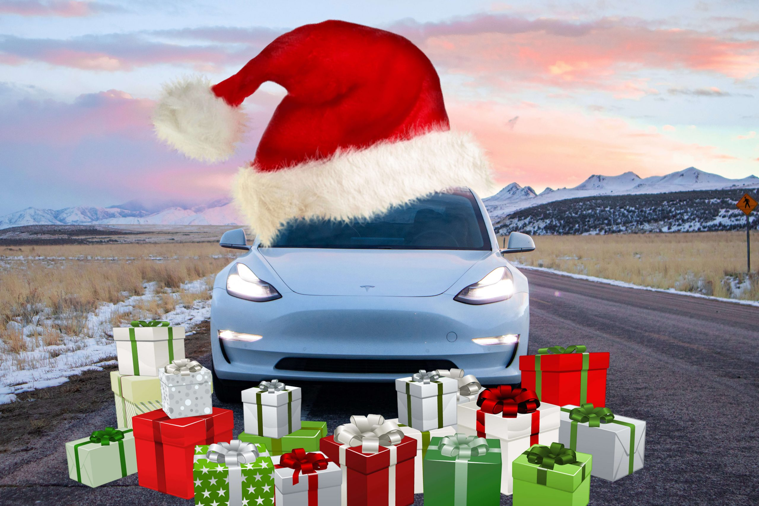 Ultimate Holiday Gift Guide for Tesla