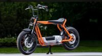 Harley Davidson Future Electric Scooter