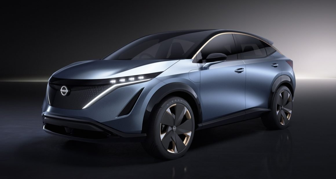Nissan Ariya Concept Car