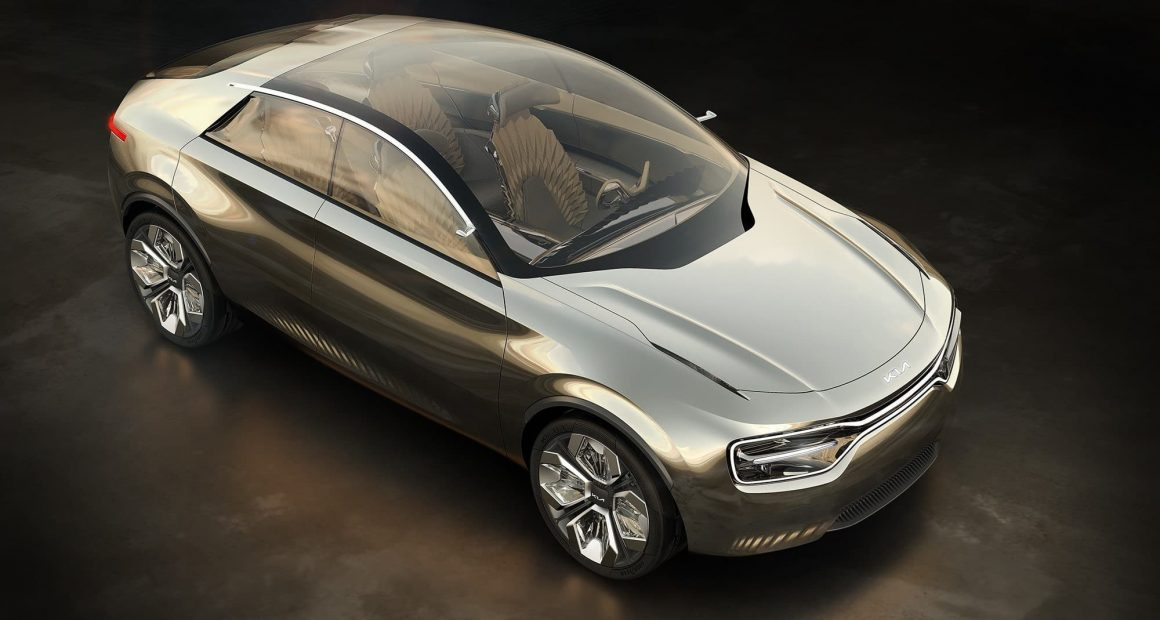 Imagine by Kia Concept Car