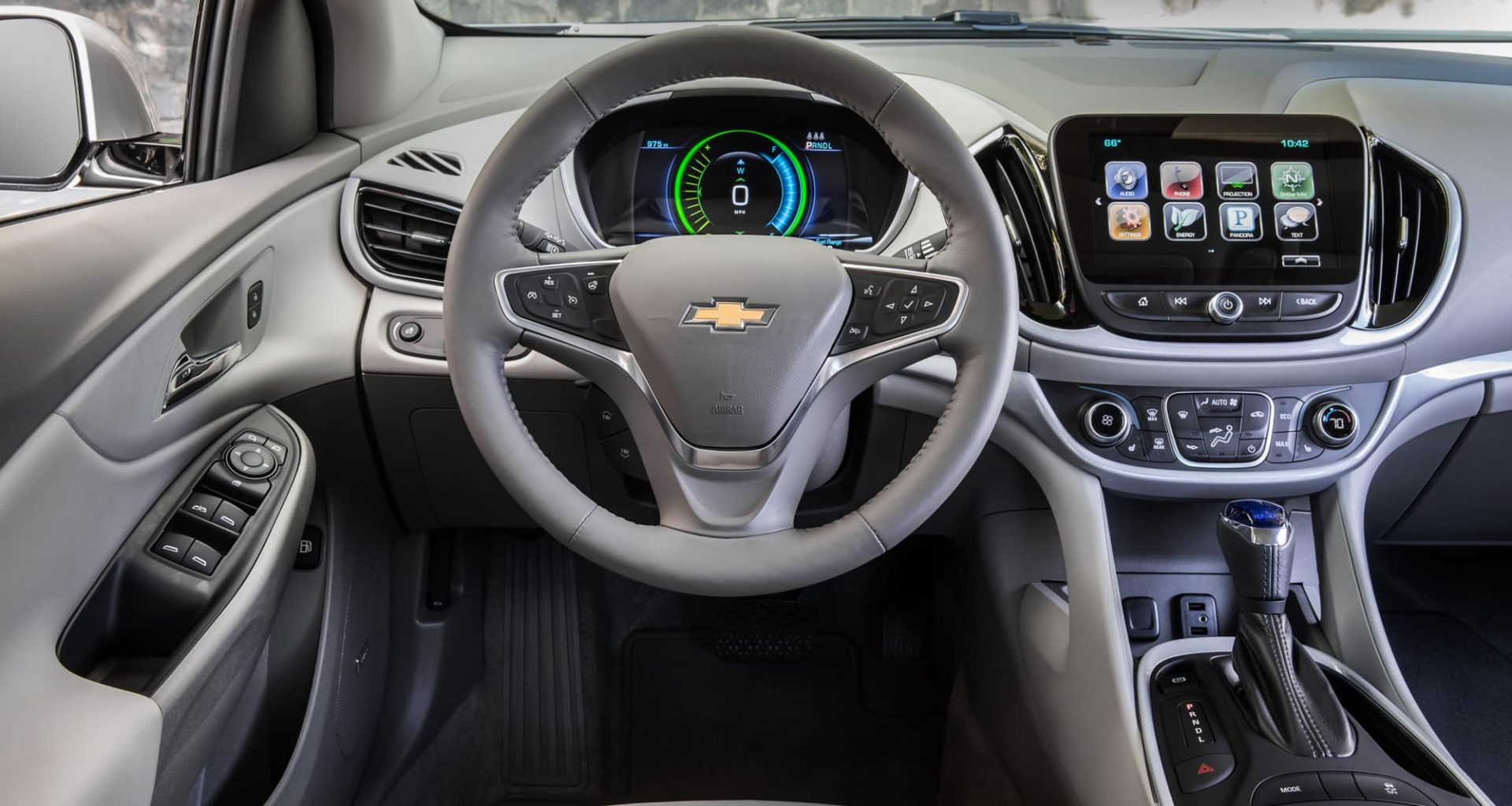 Chevy Volt One-Pedal Driving